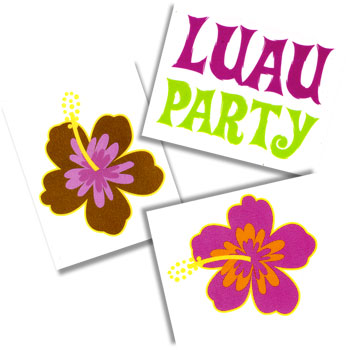 350x350 Hawaiian Luau Party With Jv Entertainment @ Belgrove