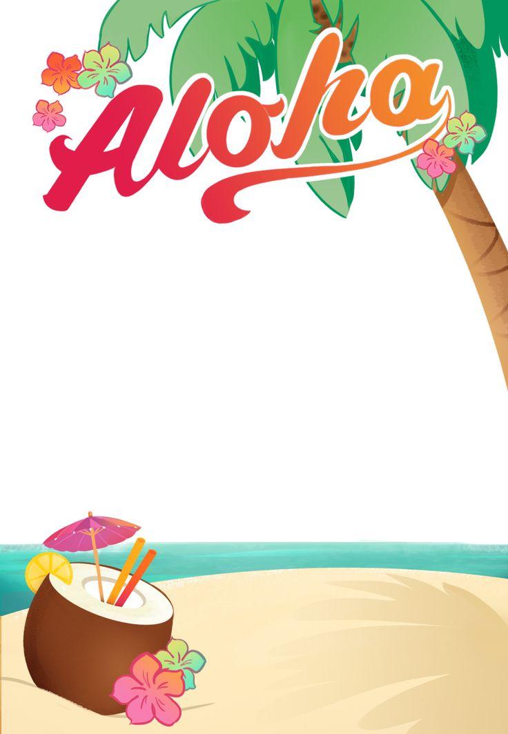736x1063 Best Luau Party Invitations Ideas Hawaiian