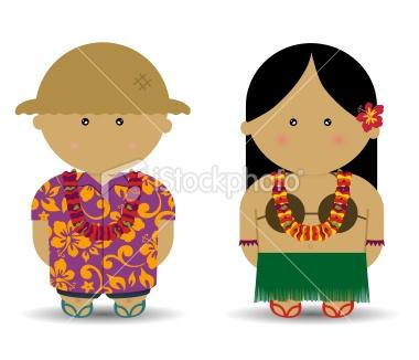 380x326 Luau Clip Art For Kids Clipart