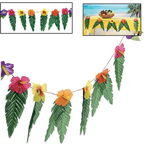 500x500 Best Luau Party Decorations