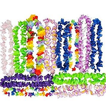 355x354 Hawaiian Flower Lei