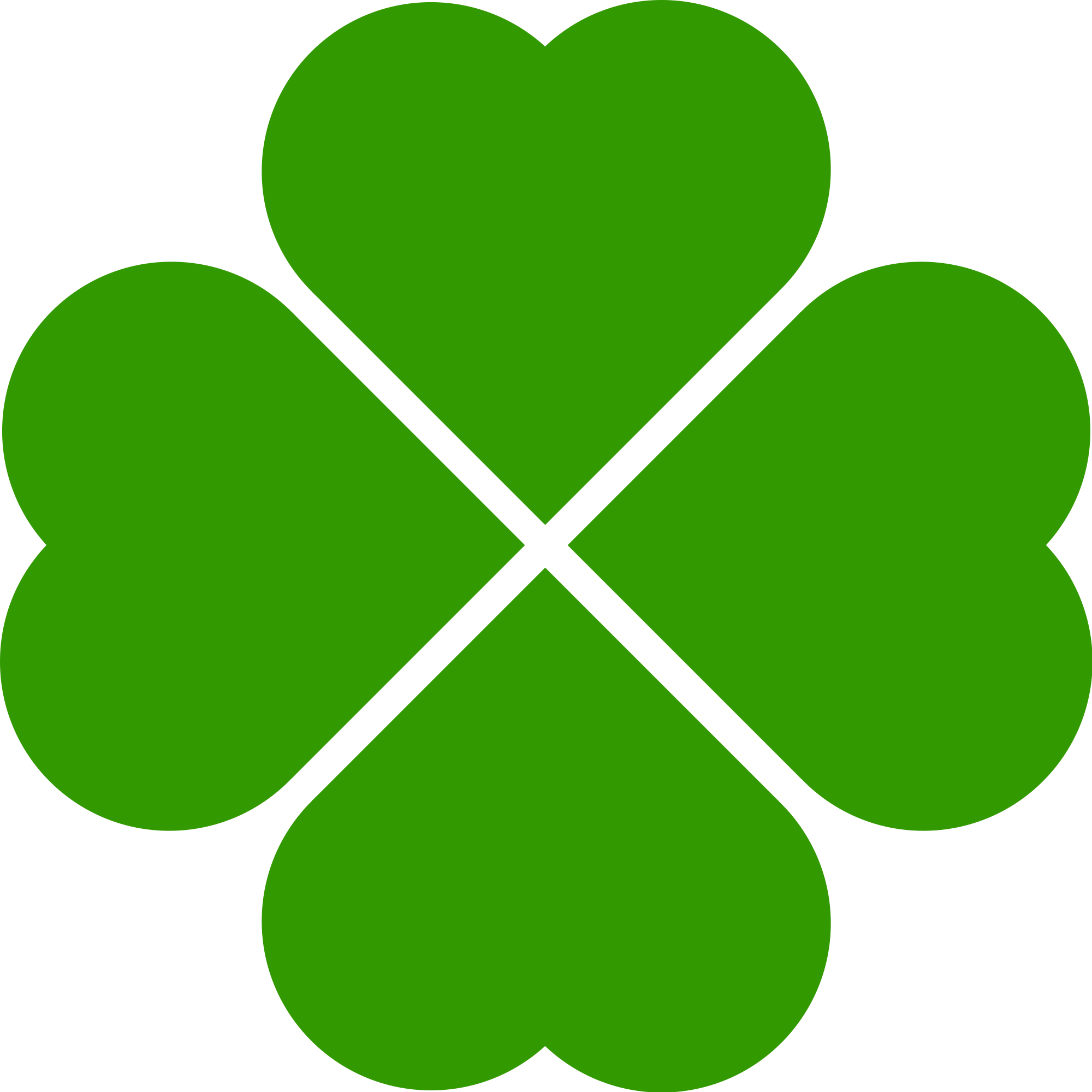 2000x2000 Lucky Symbols Clip Art