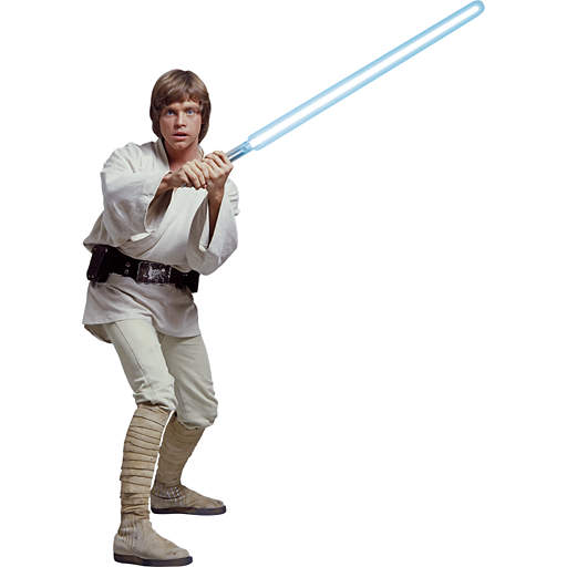 512x512 Luke Skywalker Cliparts