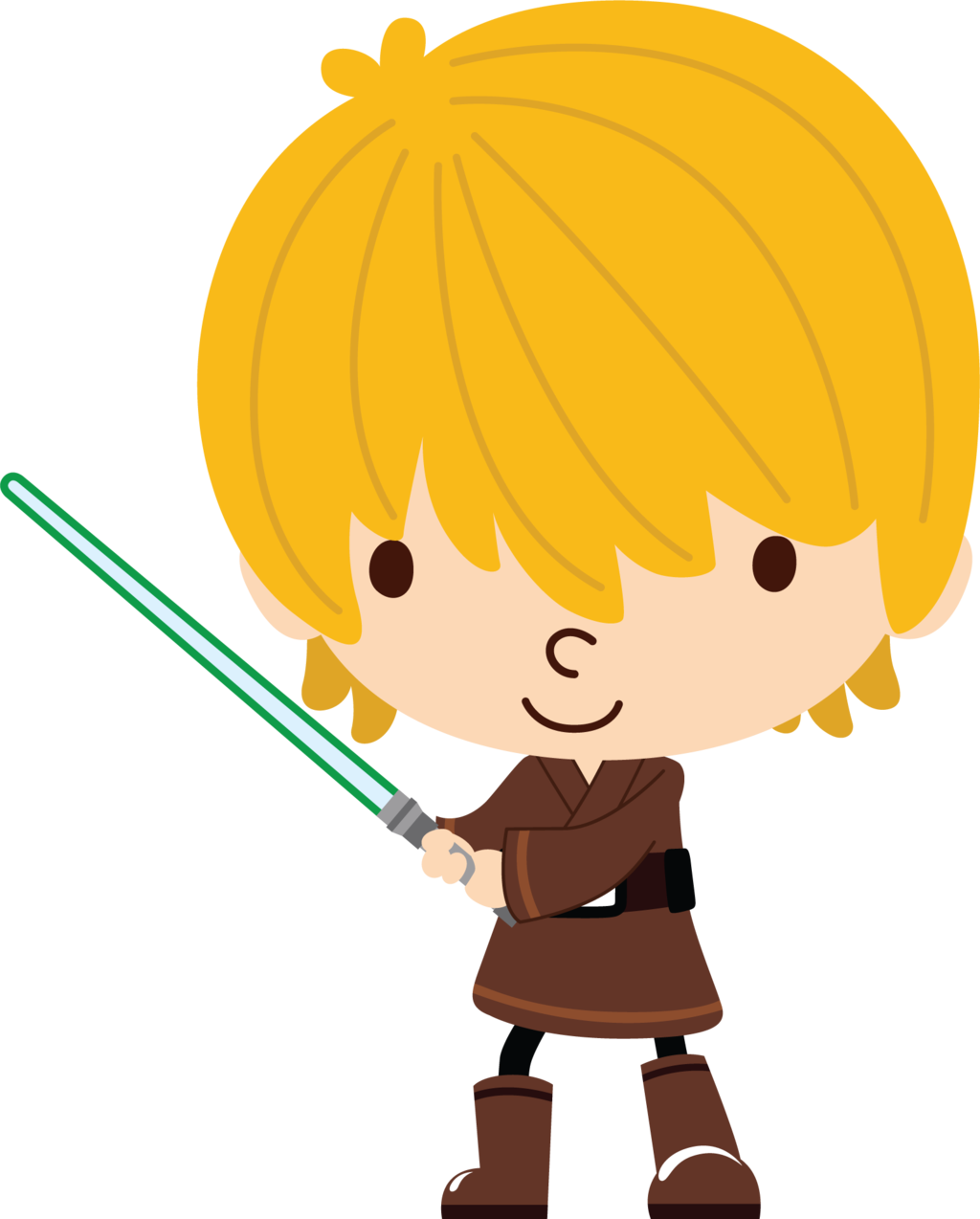1024x1274 Luke Skywalker By On @