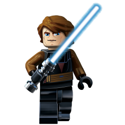 256x256 Luke Skywalker Clipart Anakin Skywalker