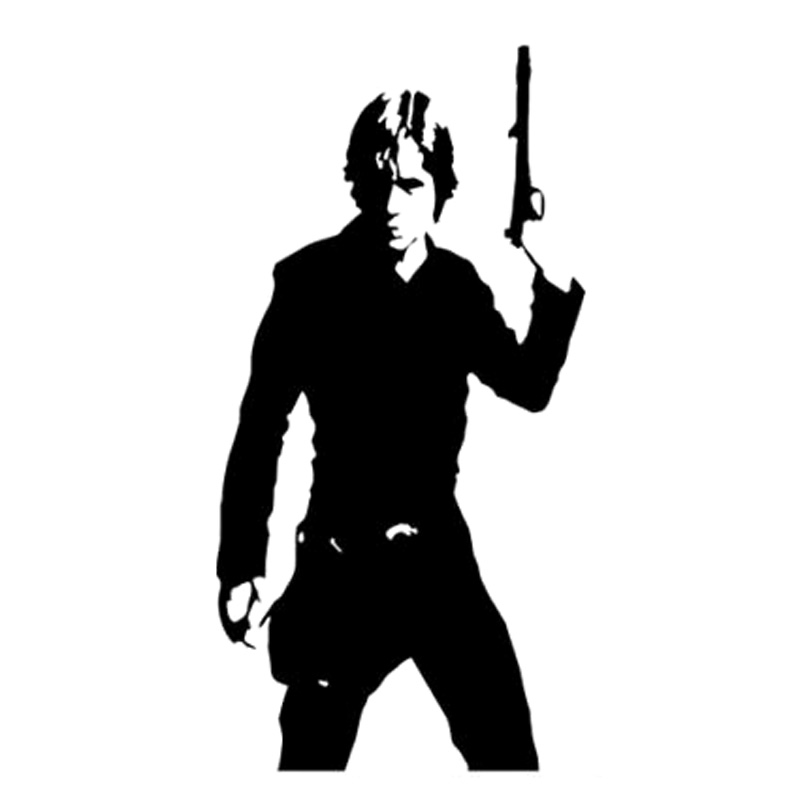 800x800 Luke Skywalker Clipart Black And White