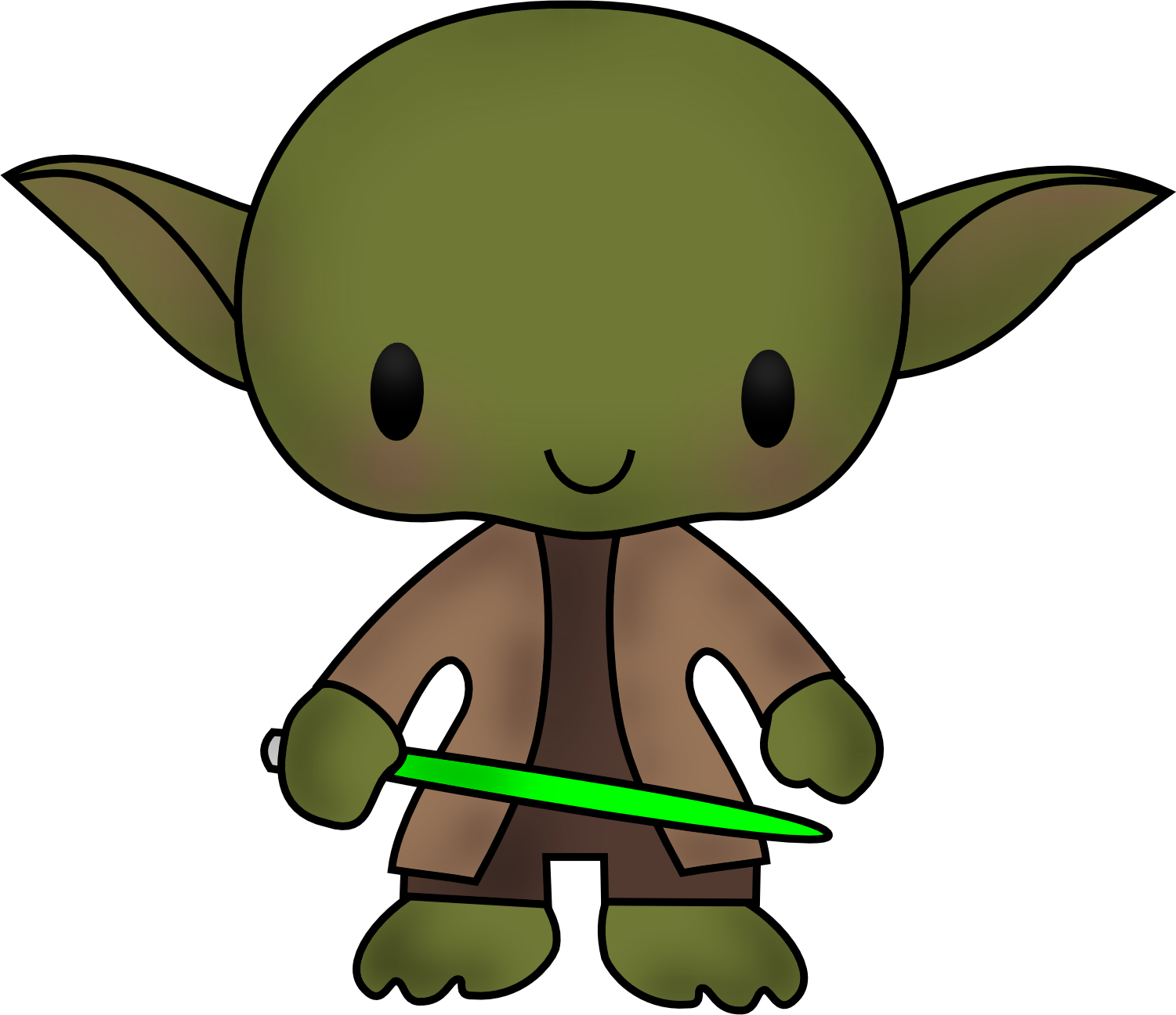 1501x1297 Luke Skywalker Clipart Cute