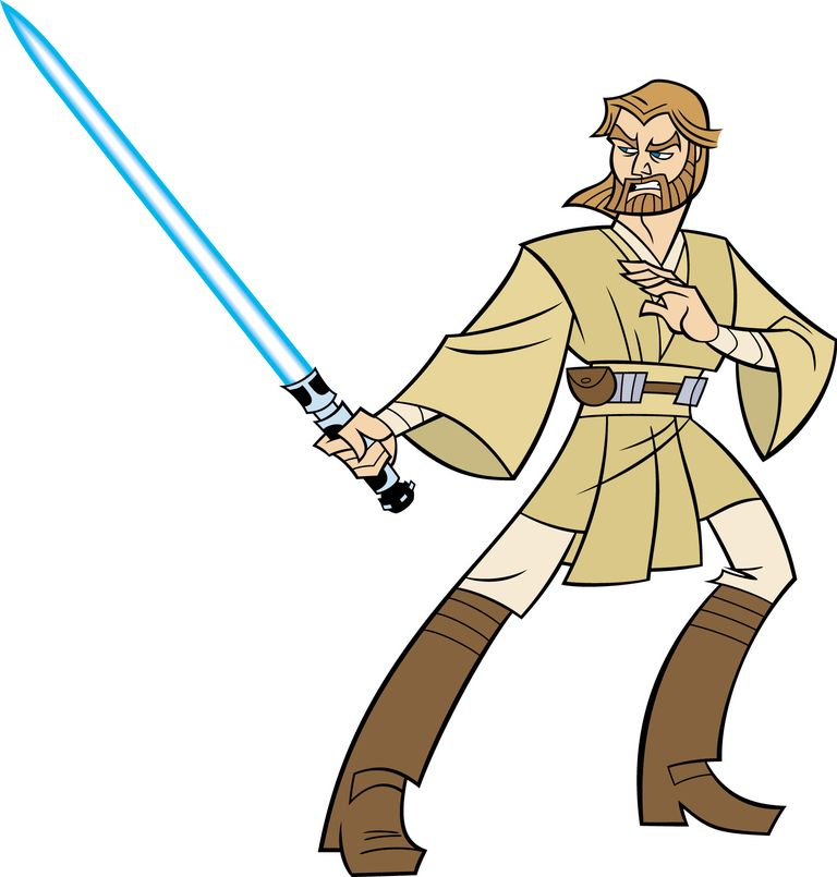 768x805 Luke Skywalker Clipart Jedi
