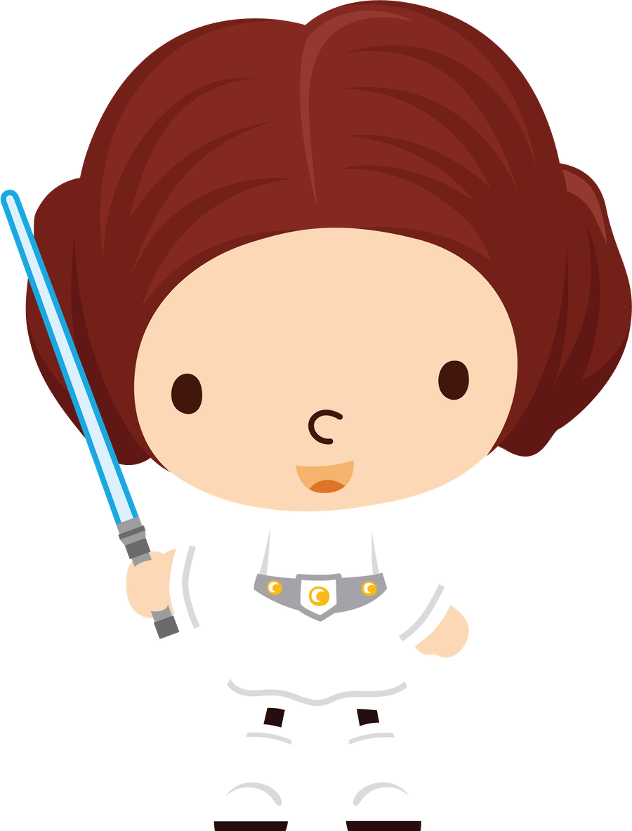 900x1183 Luke Skywalker Clipart Princess Leia