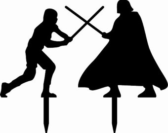 340x270 Darth Vader Clipart Luke Skywalker