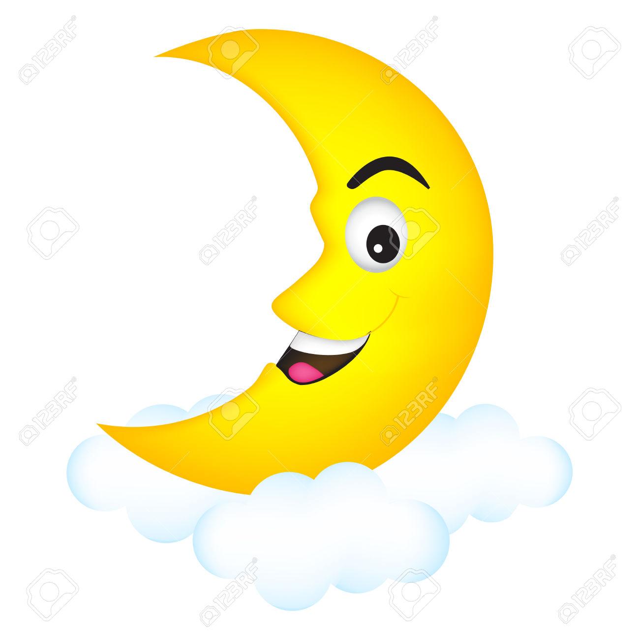 1299x1300 Lunar Clipart Crescent Moon