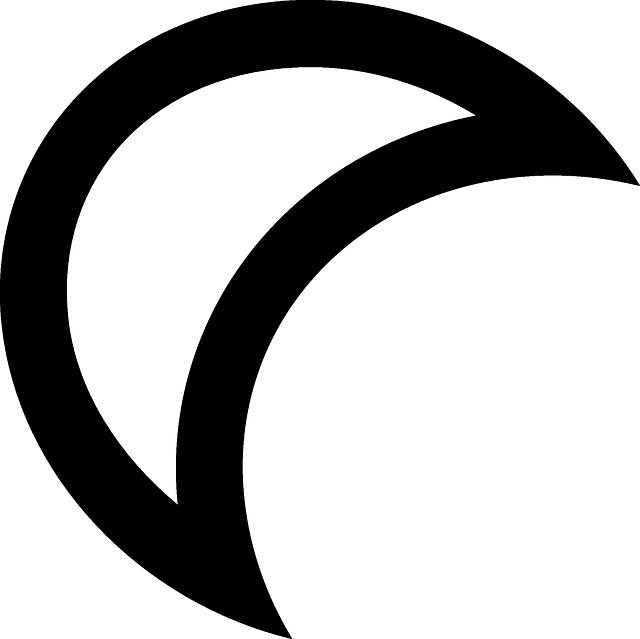 640x639 Lunar Clipart Quarter Moon