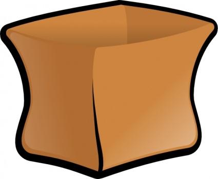 425x350 Lunch Bag Clip Art