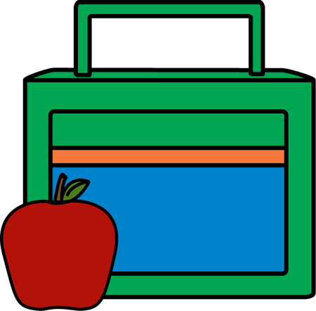 450x442 Lunch Box Lunch Bag Clipart