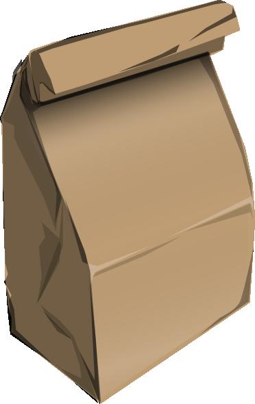 372x590 Paperbag Clip Art