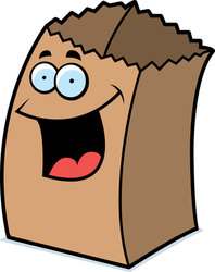 198x250 Brown Bag Lunch Clip Art Cliparts