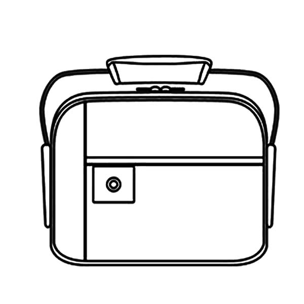 600x600 How To Draw Lunchbox Coloring Pages How To Draw Lunchbox Coloring