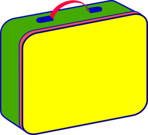 299x273 Lunch Box Clipart