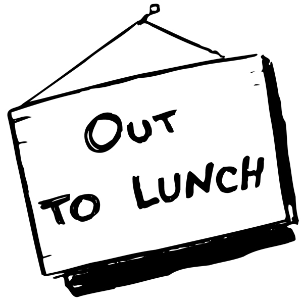600x600 Image Gallery Lunch Break Signs Work