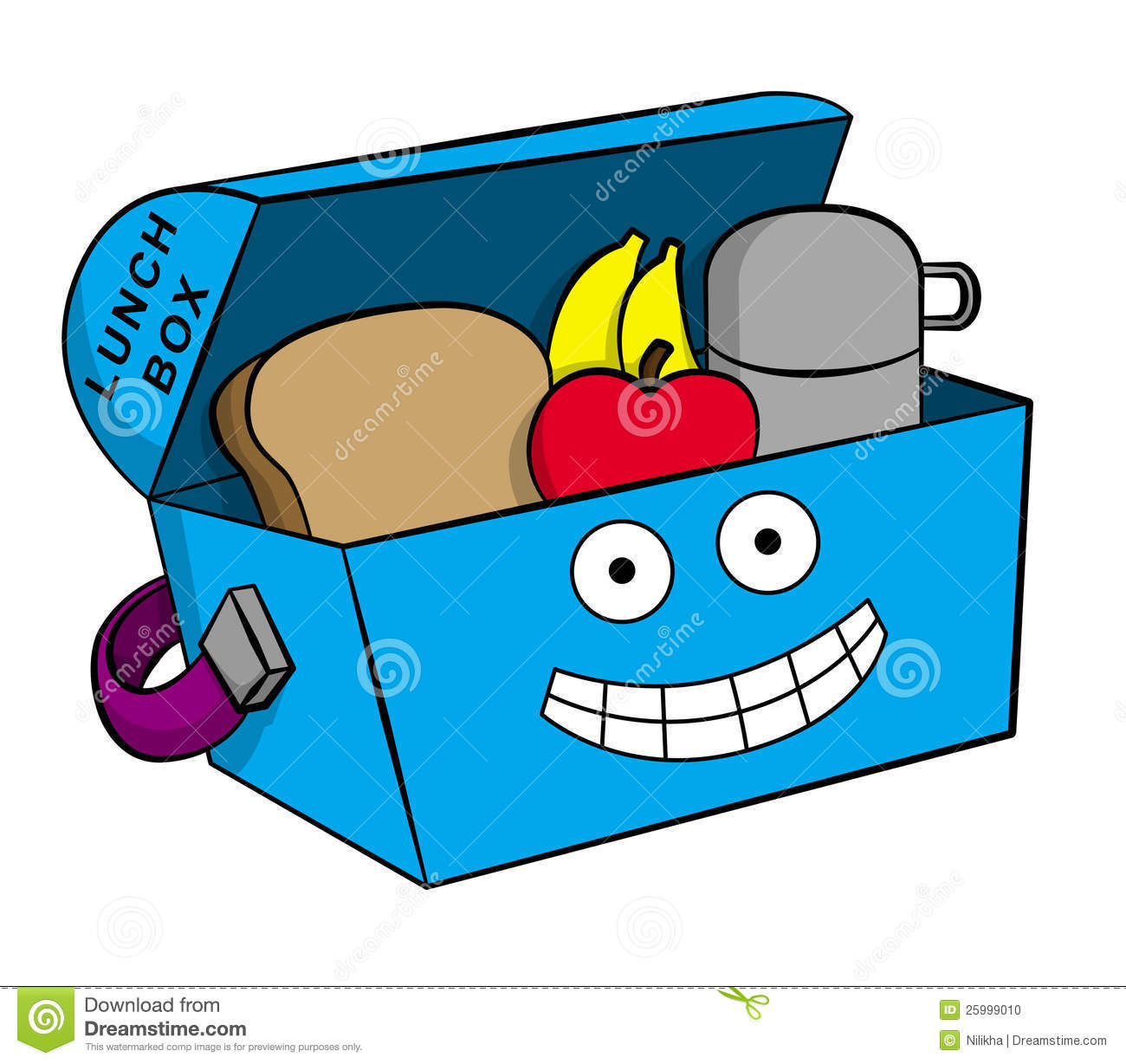 1300x1228 Lunch Box Clipart