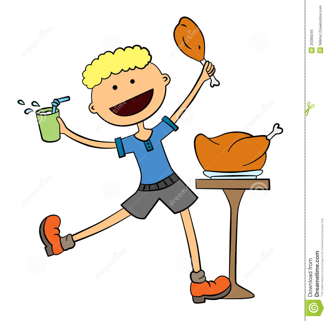 1325x1300 Lunch Clipart Funny