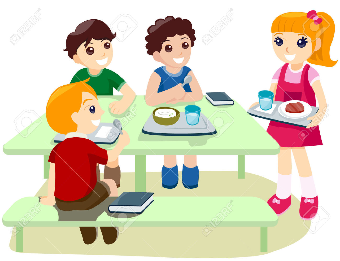 1300x1000 Lunch With Friends Clipart Amp Lunch With Friends Clip Art Images