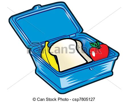 450x357 Lunch Clipart Lunch Box