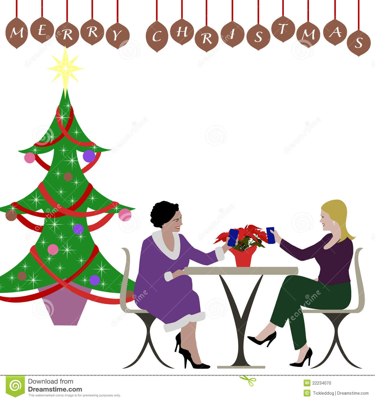 1300x1390 Holiday Luncheon Clipart Free