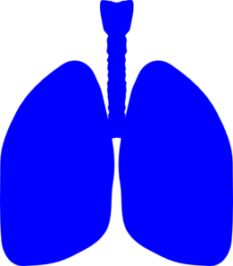 261x297 Lung Patient Celebration Image Clip Art