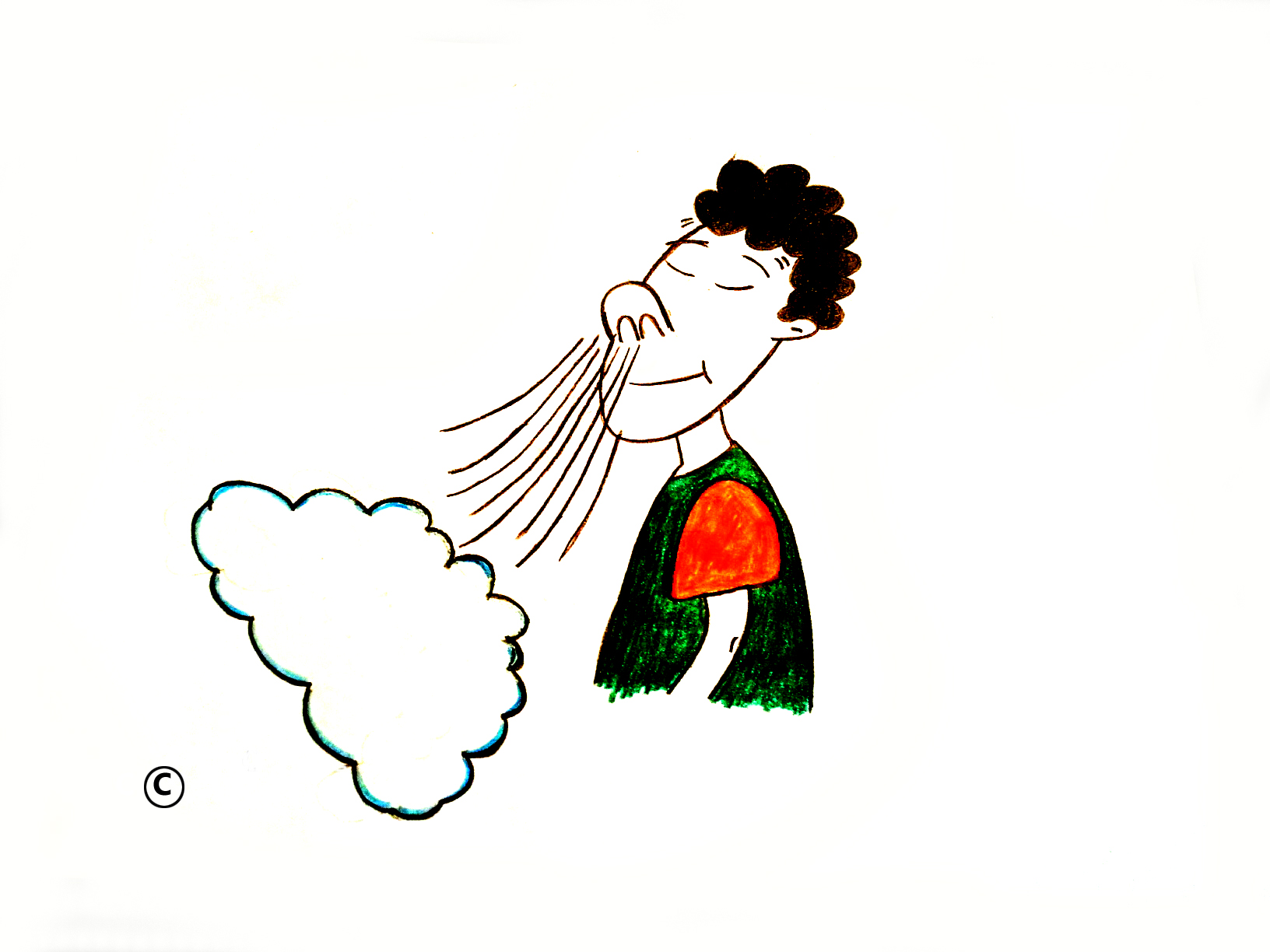 1632x1224 Boy Clipart Breathing