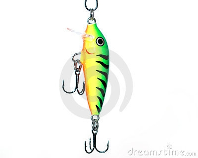 400x320 Lures Clipart