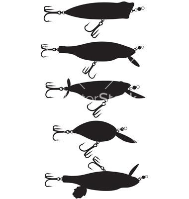 380x400 Fishing Jig Clipart