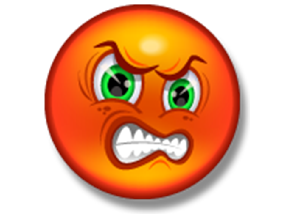 960x720 Mad Face Really Angry Face Clipart Kid