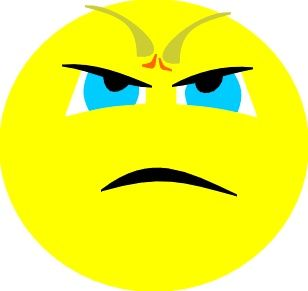 Mad Faces Clipart