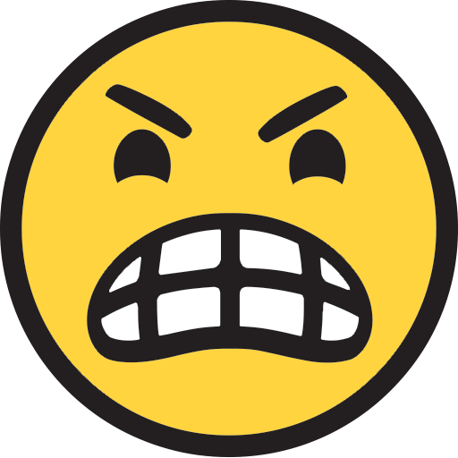 512x512 Angry Face Emoji For Facebook, Email Amp Sms Id  10514 Emoji.co.uk