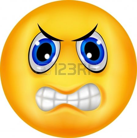449x450 Best Angry Emoticon Ideas Angry Smiley, Smileys