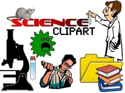 400x298 Free Science Clip Art