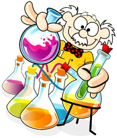 404x474 Scientist Clipart Science Laboratory