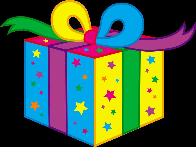 830x624 Present Birthday Clipart, Explore Pictures