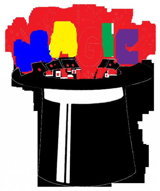 512x610 Magic Clipart Kid Show And Tell