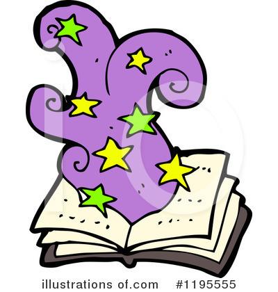 400x420 Magic Book Clipart