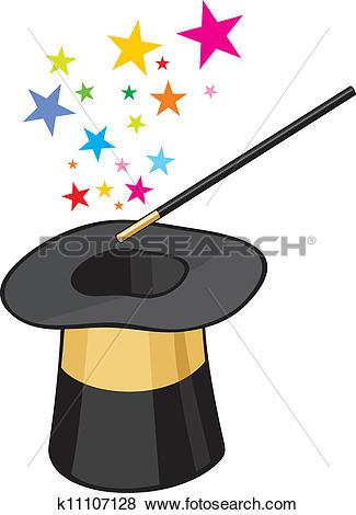 325x470 Magic Hat Clipart