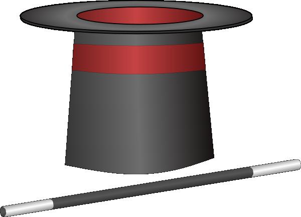 600x432 Magic Top Hat Jh Clip Art