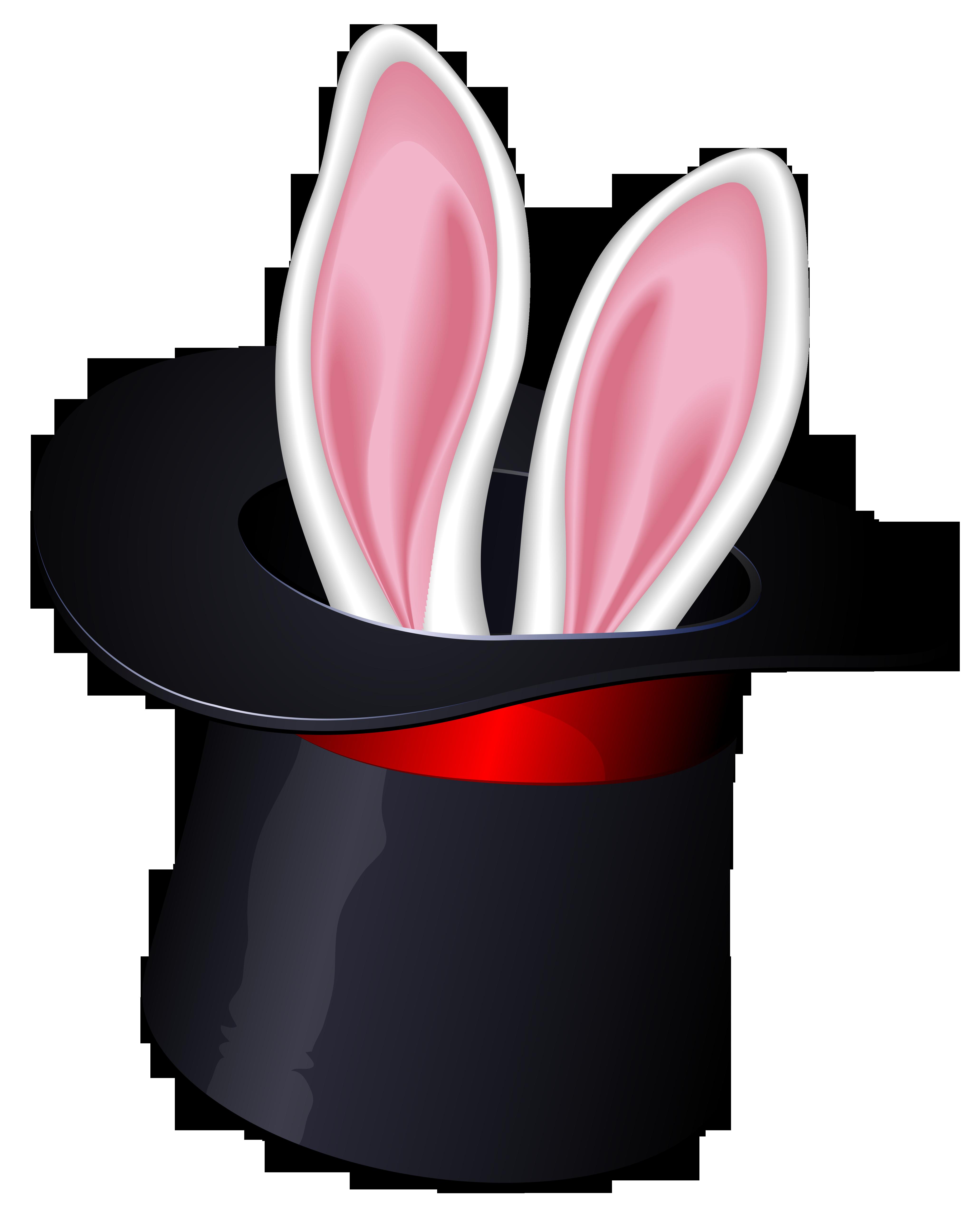 4125x5102 Magic Hat Clipart