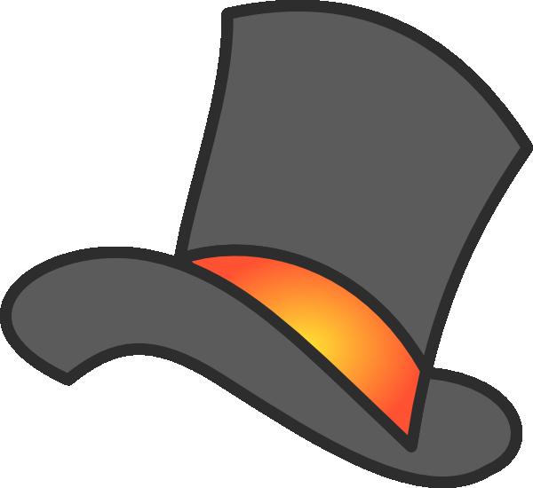 600x550 Magic Top Hat Jh Clip Art