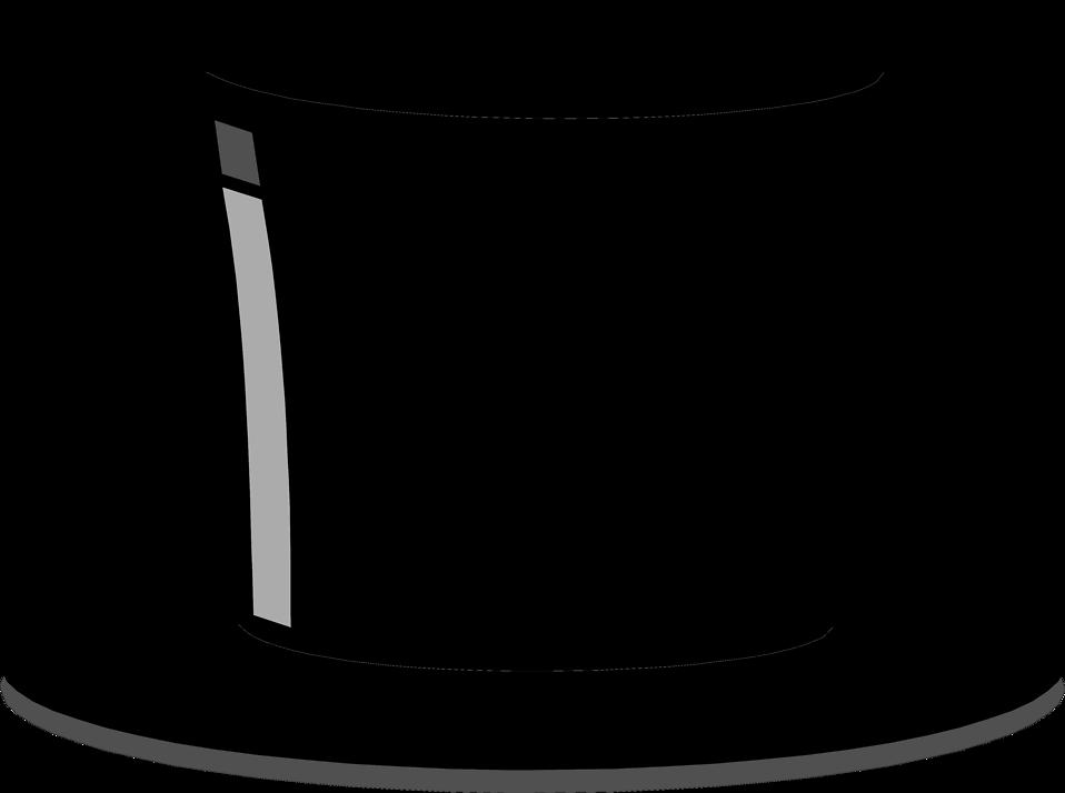 958x714 Top Hat Magic Hat Clip Art Clipart Image
