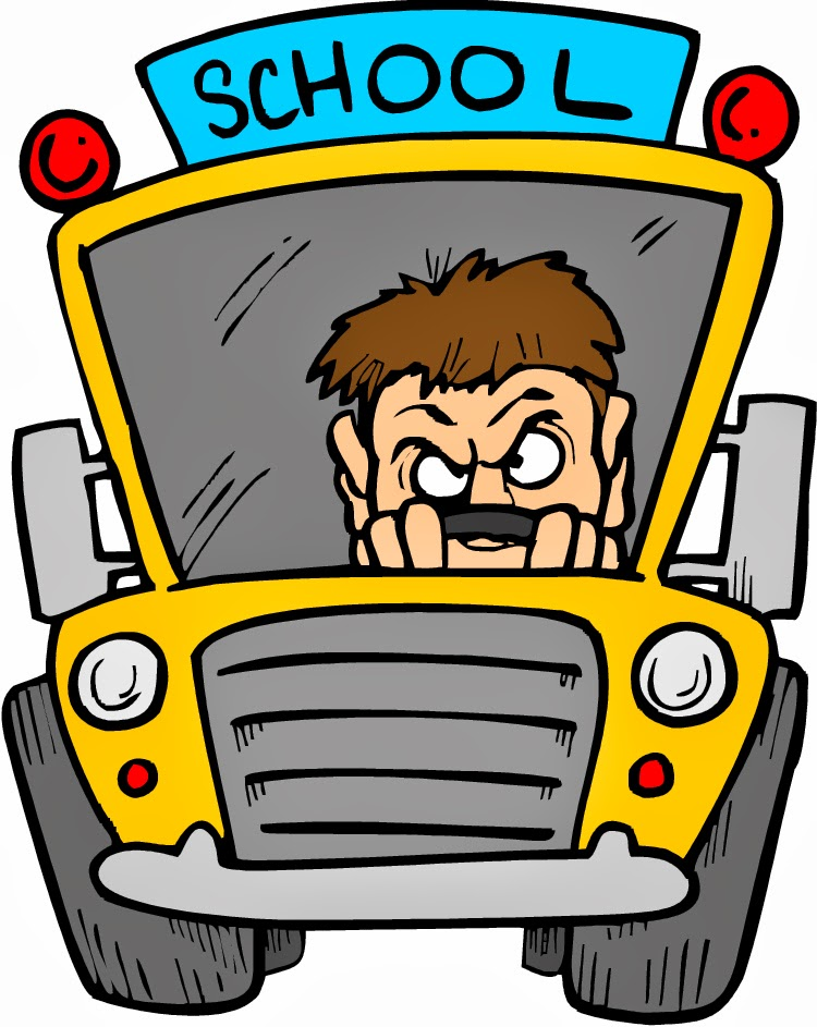 750x943 Bus clipart sad
