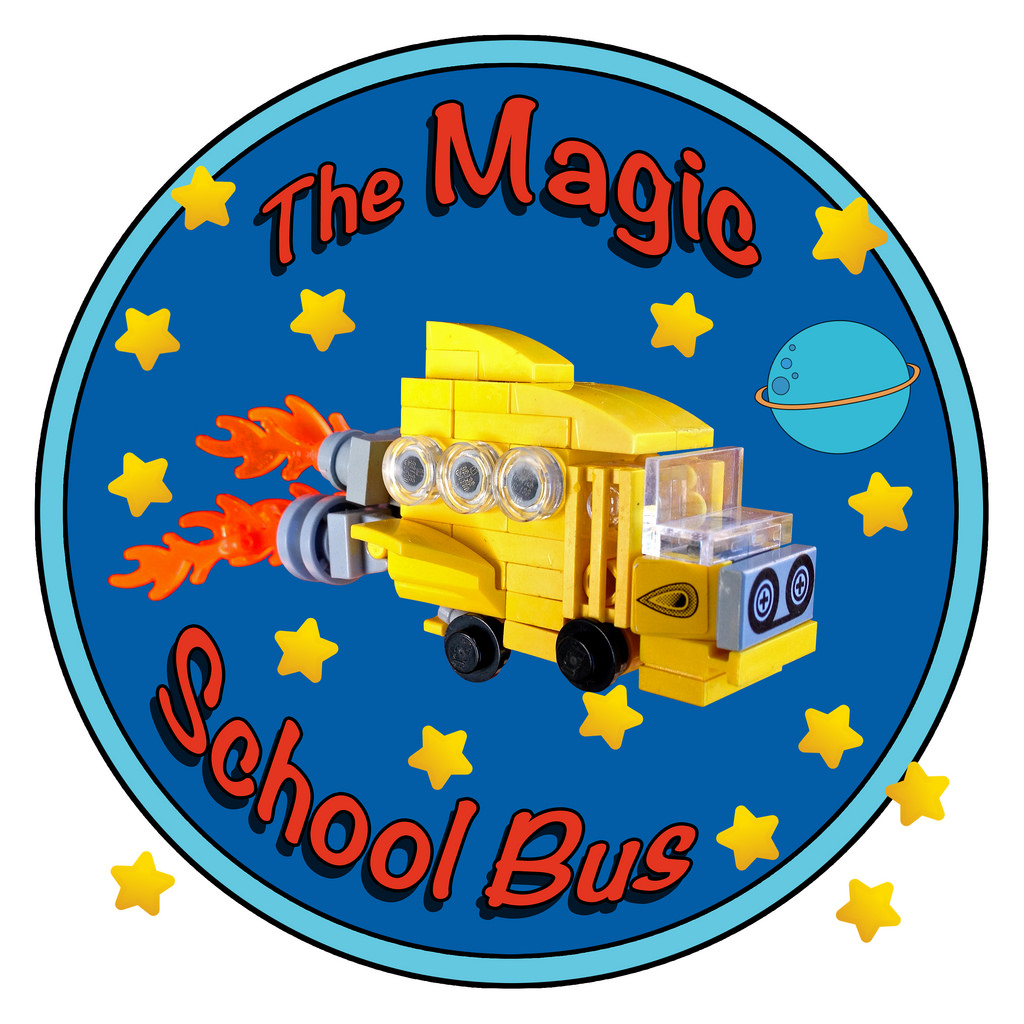 1024x1024 Magic School Bus! Step inside — it#39s a wilder ride! Buil… Flickr
