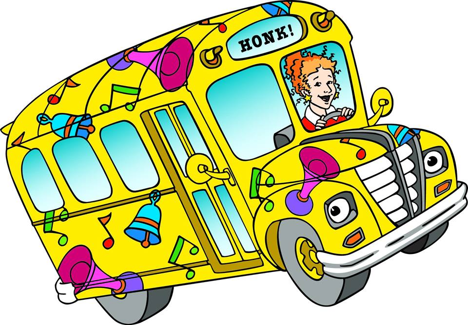 960x668 Magic School Bus Clipart (44+)
