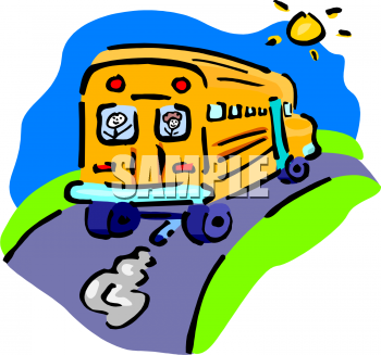 350x327 School Bus Pictures Clip Art